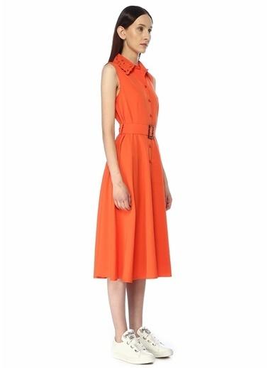 Beymen Club Elbise Oranj